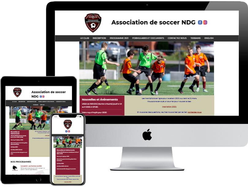 Association Soccer NDG