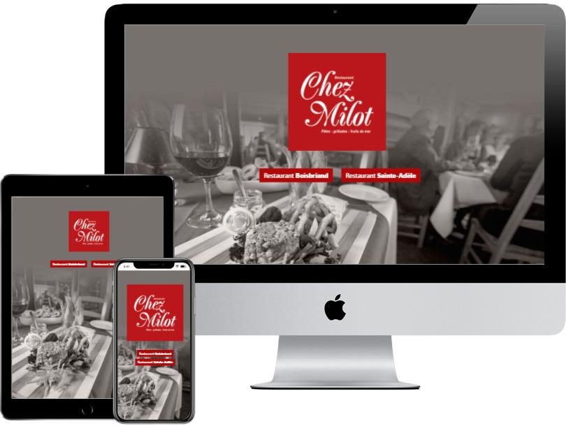 Restaurants Chez Milot
