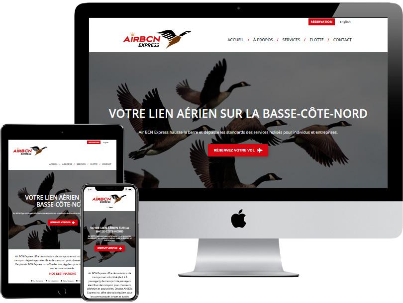 Air Basse-Côte-Nord Express
